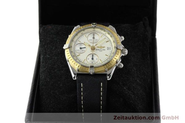 Used luxury watch Breitling Chronomat steel / gold automatic Kal. B13 ETA 7750 Ref. D13050  | 141346 07