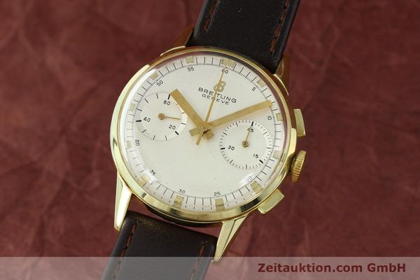 Used luxury watch Breitling Top Time gold-plated manual winding Kal. Venus 188 Ref. 1198  | 141347 04