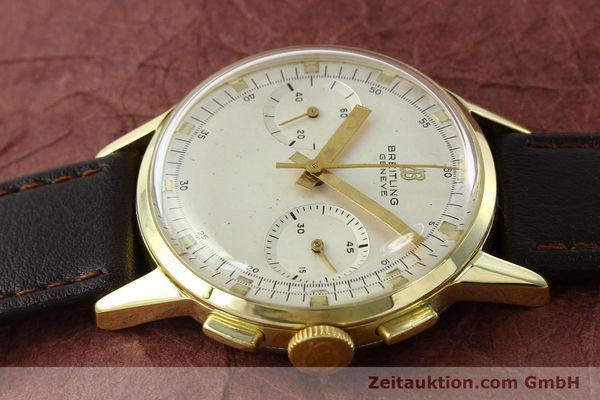 Used luxury watch Breitling Top Time gold-plated manual winding Kal. Venus 188 Ref. 1198  | 141347 05