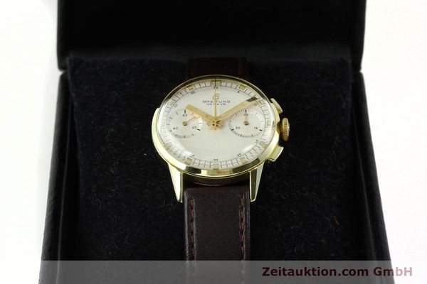 Used luxury watch Breitling Top Time gold-plated manual winding Kal. Venus 188 Ref. 1198  | 141347 07