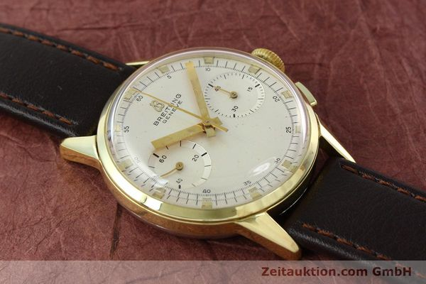 Used luxury watch Breitling Top Time gold-plated manual winding Kal. Venus 188 Ref. 1198  | 141347 13