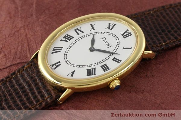 Used luxury watch Piaget * 18 ct gold manual winding Kal. 9P1 Ref. 9862  | 141348 01
