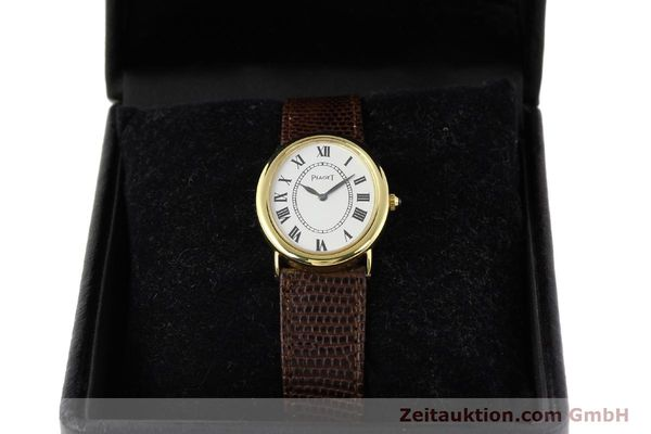 Used luxury watch Piaget * 18 ct gold manual winding Kal. 9P1 Ref. 9862  | 141348 07