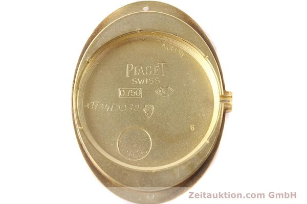 Used luxury watch Piaget * 18 ct gold manual winding Kal. 9P1 Ref. 9862  | 141348 09