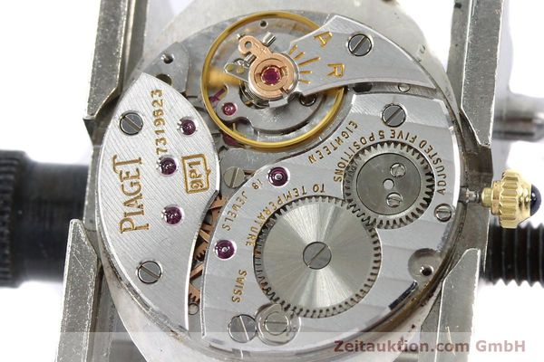 Used luxury watch Piaget * 18 ct gold manual winding Kal. 9P1 Ref. 9862  | 141348 10