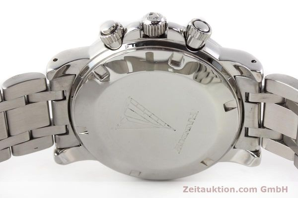 Used luxury watch Zenith Elprimero steel automatic Kal. 400Z Ref. 15/02-0460-400  | 141350 09