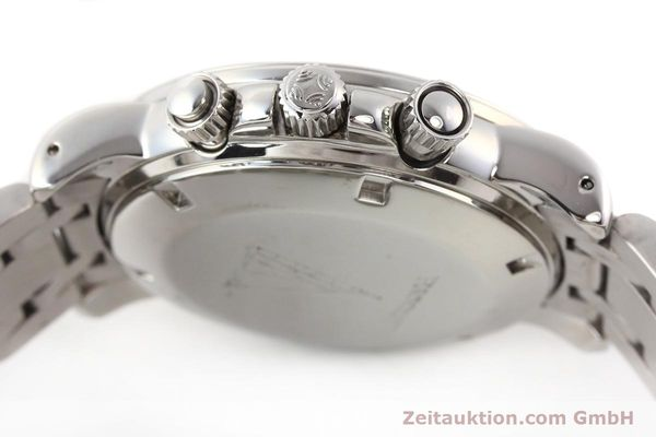 Used luxury watch Zenith Elprimero steel automatic Kal. 400Z Ref. 15/02-0460-400  | 141350 12