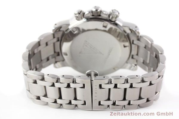 Used luxury watch Zenith Elprimero steel automatic Kal. 400Z Ref. 15/02-0460-400  | 141350 13
