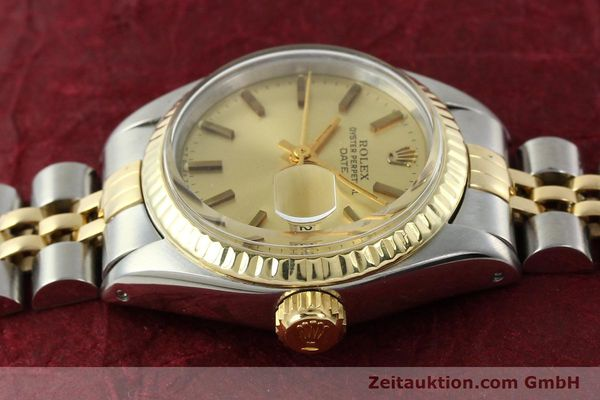 Used luxury watch Rolex Lady Date steel / gold automatic Kal. 2030 Ref. 6917  | 141351 05