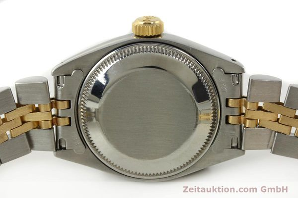 Used luxury watch Rolex Lady Date steel / gold automatic Kal. 2030 Ref. 6917  | 141351 08