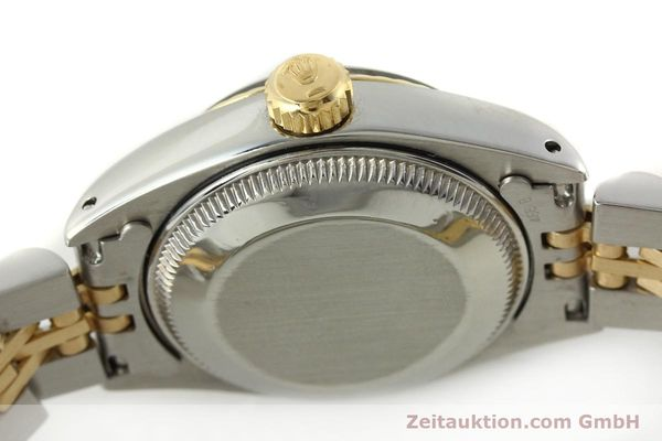 Used luxury watch Rolex Lady Date steel / gold automatic Kal. 2030 Ref. 6917  | 141351 11