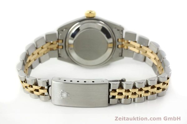 Used luxury watch Rolex Lady Date steel / gold automatic Kal. 2030 Ref. 6917  | 141351 12