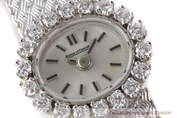 Used luxury watch Jaeger Le Coultre * 18 ct white gold manual winding  | 141354 02