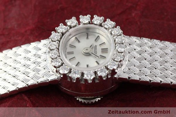Used luxury watch Jaeger Le Coultre * 18 ct white gold manual winding  | 141354 05