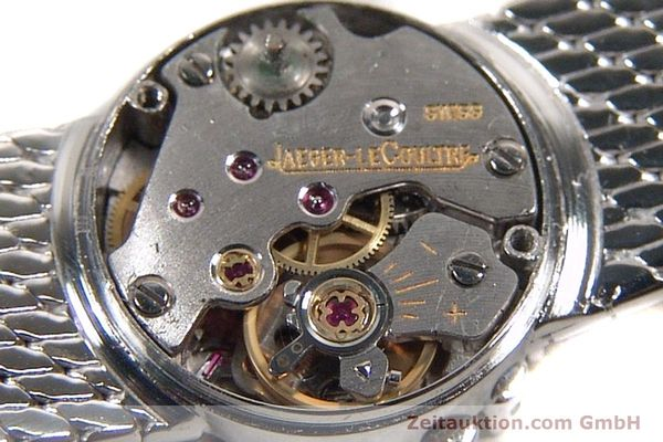 Used luxury watch Jaeger Le Coultre * 18 ct white gold manual winding  | 141354 10