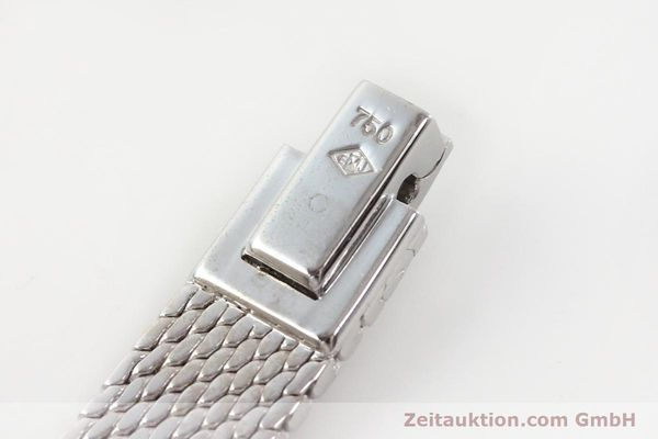 Used luxury watch Jaeger Le Coultre * 18 ct white gold manual winding  | 141354 12