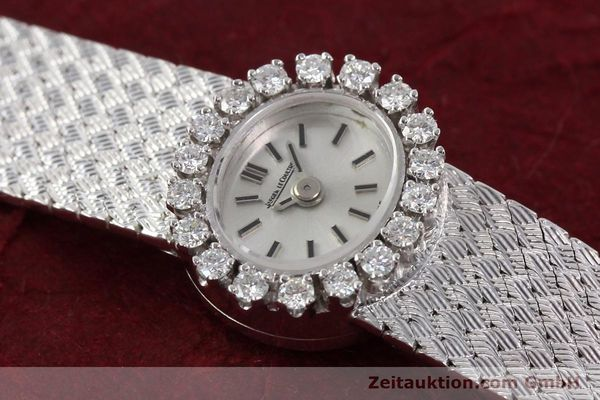 Used luxury watch Jaeger Le Coultre * 18 ct white gold manual winding  | 141354 14