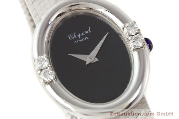 Used luxury watch Chopard * 18 ct white gold manual winding Kal. 2442 Ref. 50311  | 141355 02