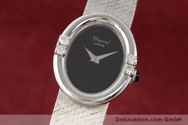 Used luxury watch Chopard * 18 ct white gold manual winding Kal. 2442 Ref. 50311  | 141355 04