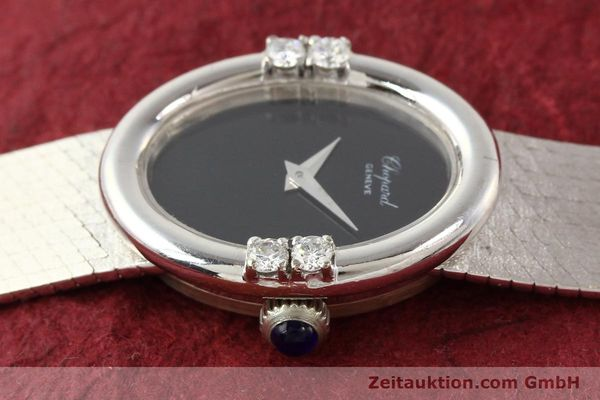 Used luxury watch Chopard * 18 ct white gold manual winding Kal. 2442 Ref. 50311  | 141355 05