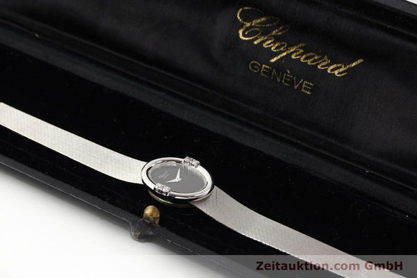 Used luxury watch Chopard * 18 ct white gold manual winding Kal. 2442 Ref. 50311  | 141355 07