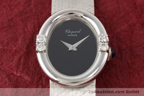 Used luxury watch Chopard * 18 ct white gold manual winding Kal. 2442 Ref. 50311  | 141355 17