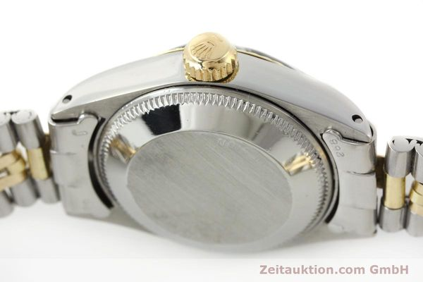 Used luxury watch Rolex Lady Date steel / gold automatic Kal. 2030 Ref. 6917  | 141357 11