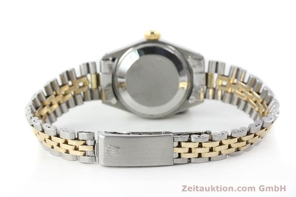 Used luxury watch Rolex Lady Date steel / gold automatic Kal. 2030 Ref. 6917  | 141357 12