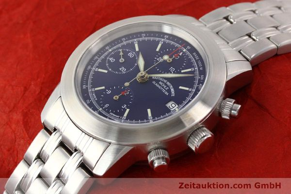 Used luxury watch Mühle Sport Chronograph steel automatic Ref. M12300  | 141358 01