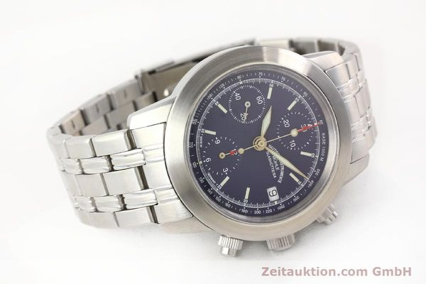 Used luxury watch Mühle Sport Chronograph steel automatic Ref. M12300  | 141358 03