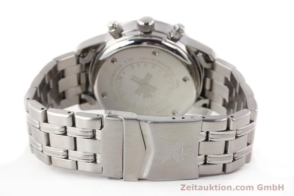 Used luxury watch Mühle Sport Chronograph steel automatic Ref. M12300  | 141358 12