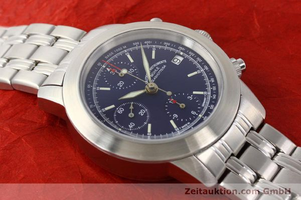 Used luxury watch Mühle Sport Chronograph steel automatic Ref. M12300  | 141358 15