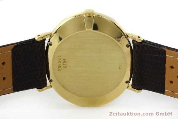 Used luxury watch Piaget * 18 ct gold manual winding Kal. 9P Ref. 9872  | 141362 08