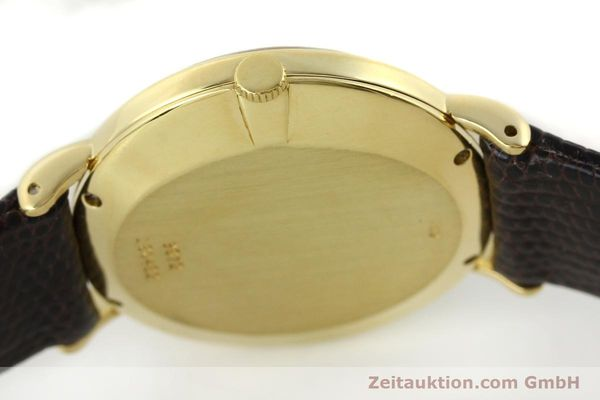 Used luxury watch Piaget * 18 ct gold manual winding Kal. 9P Ref. 9872  | 141362 11