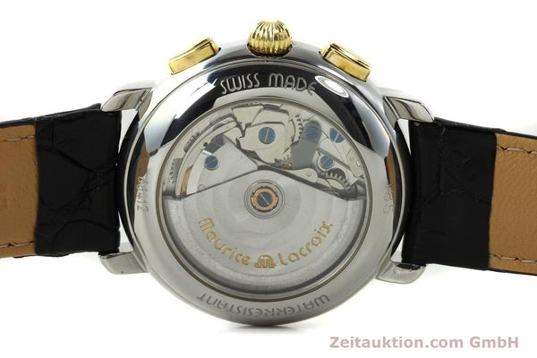 Used luxury watch Maurice Lacroix Kalender steel / gold automatic Kal. ETA 7750 Ref. 66412  | 141364 11