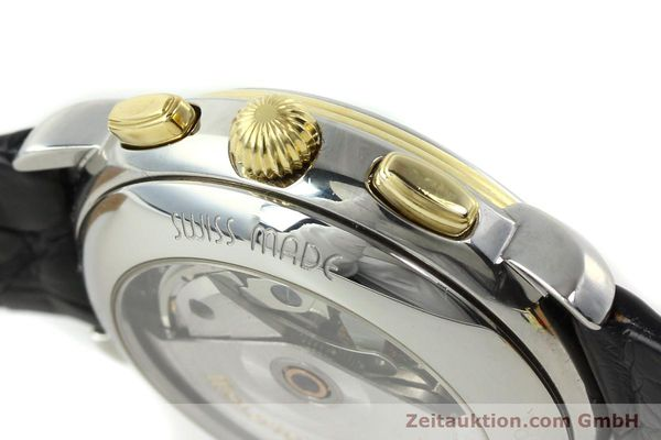 Used luxury watch Maurice Lacroix Kalender steel / gold automatic Kal. ETA 7750 Ref. 66412  | 141364 12