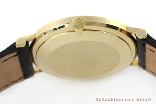 Used luxury watch Chopard * 18 ct gold manual winding Kal. Peseux 7001 Ref. 1013  | 141366 12