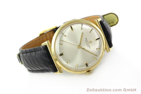 Used luxury watch Breitling * 18 ct gold automatic Kal. Felsa 4000N Ref. 2521  | 141377 03