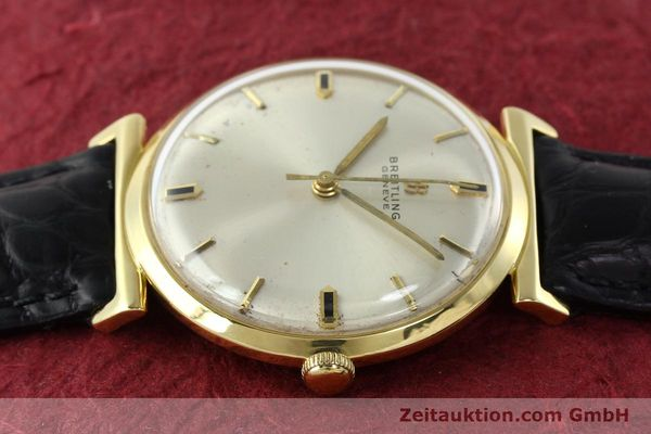 Used luxury watch Breitling * 18 ct gold automatic Kal. Felsa 4000N Ref. 2521  | 141377 05
