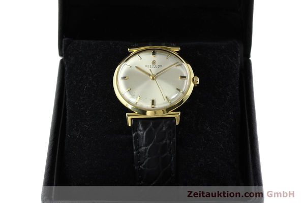 Used luxury watch Breitling * 18 ct gold automatic Kal. Felsa 4000N Ref. 2521  | 141377 07