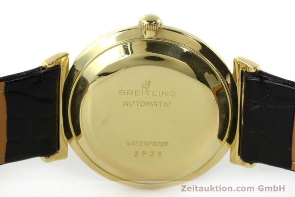 Used luxury watch Breitling * 18 ct gold automatic Kal. Felsa 4000N Ref. 2521  | 141377 08
