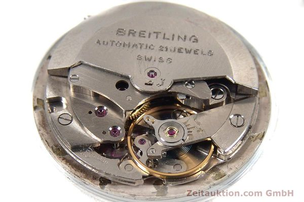Used luxury watch Breitling * 18 ct gold automatic Kal. Felsa 4000N Ref. 2521  | 141377 10
