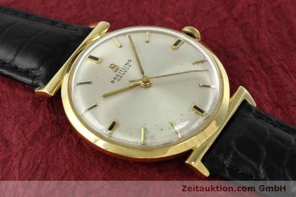 Used luxury watch Breitling * 18 ct gold automatic Kal. Felsa 4000N Ref. 2521  | 141377 13