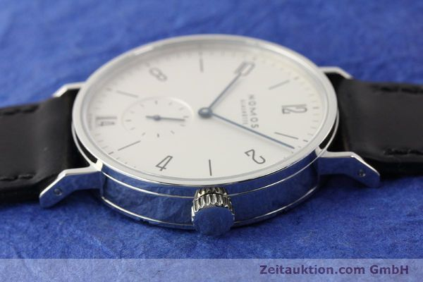 Used luxury watch Nomos Tangomat steel automatic Kal. Zeta  | 141378 05