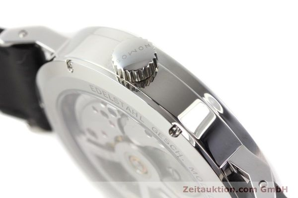 Used luxury watch Nomos Tangomat steel automatic Kal. Zeta  | 141378 13