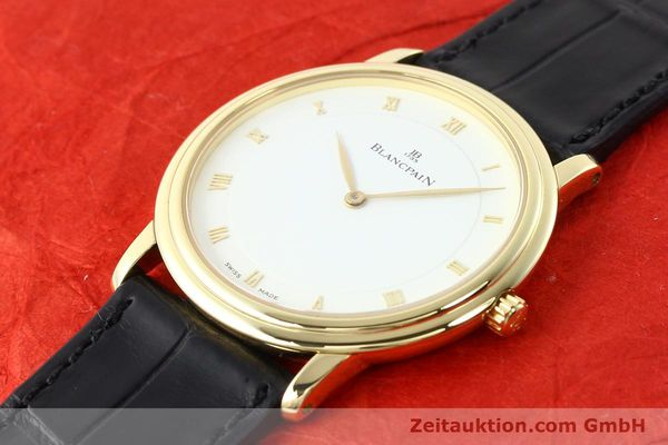 Used luxury watch Blancpain Villeret 18 ct gold automatic  | 141383 01