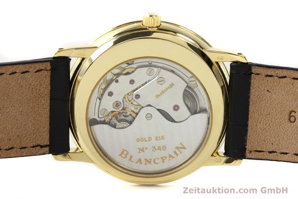 Used luxury watch Blancpain Villeret 18 ct gold automatic  | 141383 12