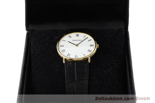 Used luxury watch Audemars Piguet * 18 ct gold manual winding Kal. 2003/2  | 141384 07