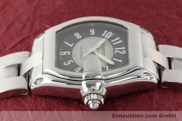 Used luxury watch Cartier Roadster steel automatic Kal. 3110 ETA 2892A2  | 141387 05