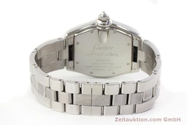 Used luxury watch Cartier Roadster steel automatic Kal. 3110 ETA 2892A2  | 141387 11